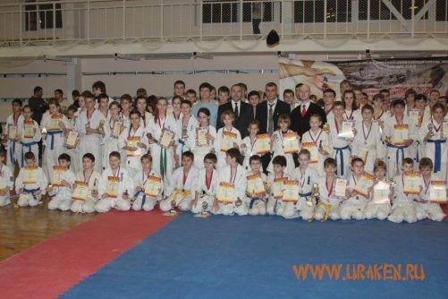 Чемпионат Волгограда каратэ 7