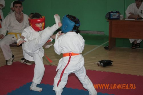 Соревнования УРАКЕН по Киокусинкай каратэ 11