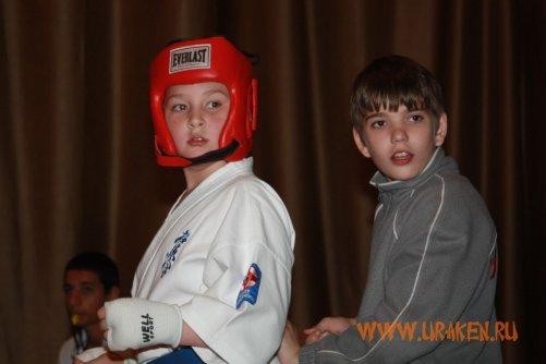 первенство по киокусинкай каратэ среди детей молодое поколение 2011 12