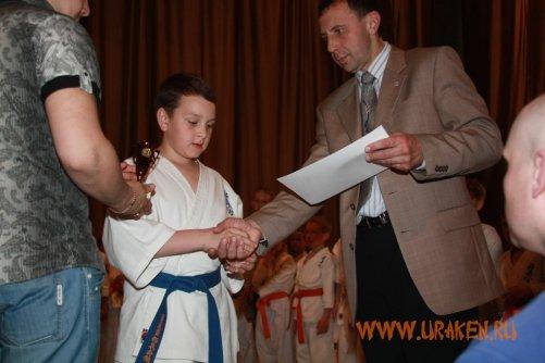 первенство по кикушинкай карате молодое поколение 2011 24