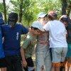 Спортивный лагерь каратэ киокушинкай Зеленая волна 5