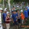 Спортивный лагерь каратэ киокушинкай Зеленая волна 17