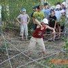Спортивный лагерь каратэ киокушинкай Зеленая волна 16