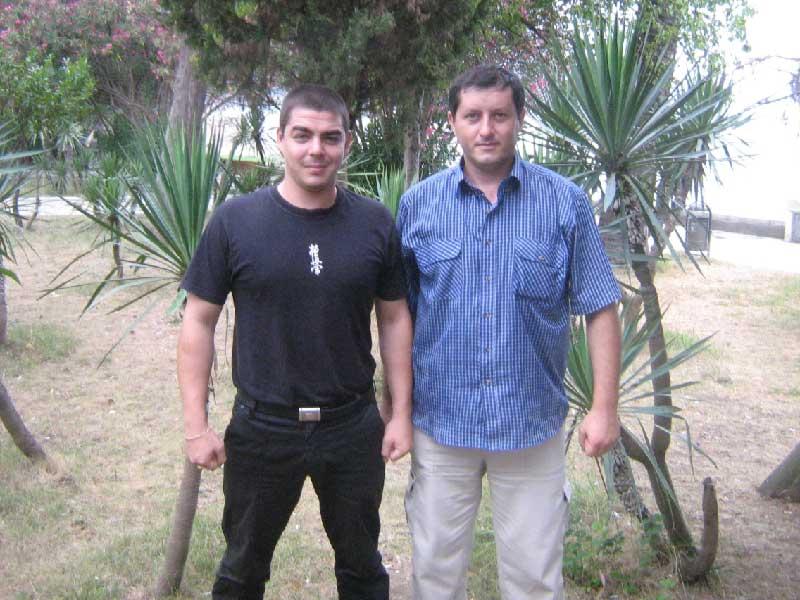 Интервью президента ВОООФКК Анохина А.Е. о поездке в республику Абхазию (рис.2)