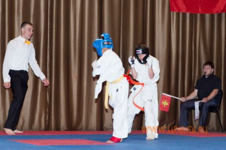 Соревнования по кекусинкай каратэ МОЛОДОЕ ПОКОЛЕНИЕ-2015 46