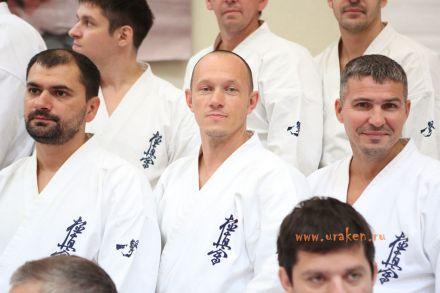 8-ая Конференция чёрных поясов Западно-Российской организации шинкиокушин 11