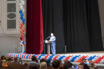 День учителя-2017 в Центральном концертном зале города Волгограда 11