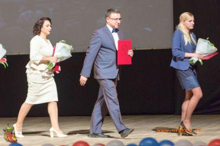 День учителя-2017 в Центральном концертном зале города Волгограда 23