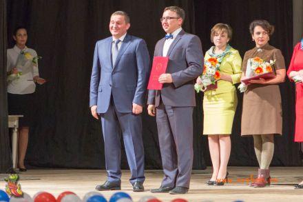 День учителя-2017 в Центральном концертном зале города Волгограда 22