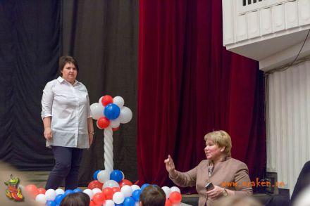 День учителя-2017 в Центральном концертном зале города Волгограда 8