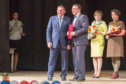 День учителя-2017 в Центральном концертном зале города Волгограда 21