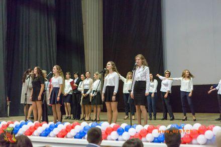 День учителя-2017 в Центральном концертном зале города Волгограда 7