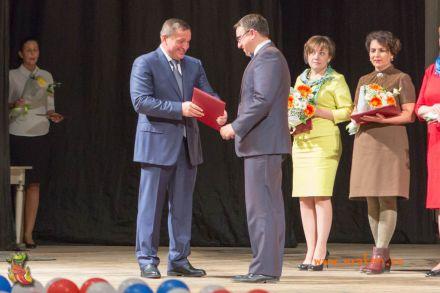 День учителя-2017 в Центральном концертном зале города Волгограда 20
