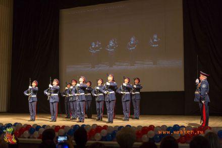 День учителя-2017 в Центральном концертном зале города Волгограда 10