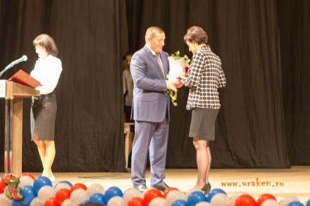 День учителя-2017 в Центральном концертном зале города Волгограда 14