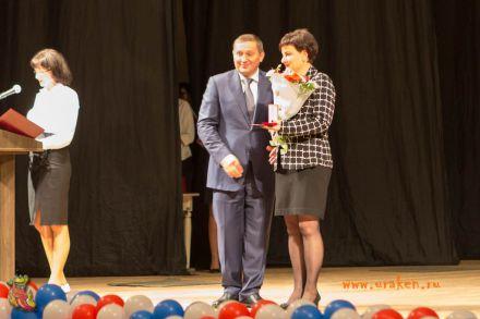 День учителя-2017 в Центральном концертном зале города Волгограда 15