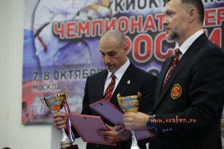 Чемпионат России по Киокусинкай каратэ 2017-IKO-1 2