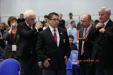 Чемпионат России по Киокусинкай каратэ 2017-urakenru тамэшивари 78