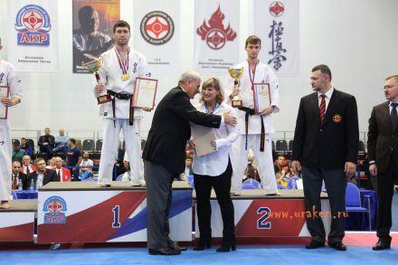 Чемпионат России по Киокусинкай каратэ 2017-IKO-1 17