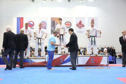 Чемпионат России по Киокусинкай каратэ 2017-IKO-1 9