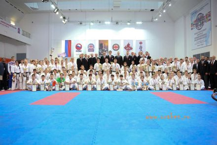 Чемпионат России по Киокусинкай каратэ 2017-IKO-1 20