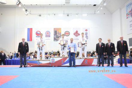Чемпионат России по Киокусинкай каратэ 2017-IKO-1 0