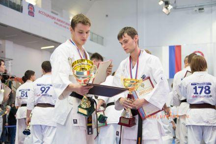 Чемпионат России по Киокусинкай каратэ 2017-IKO-1 18
