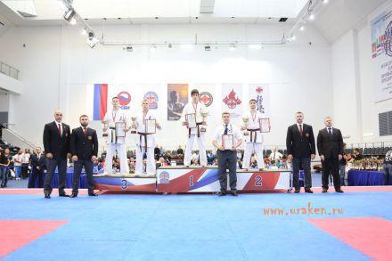 Чемпионат России по Киокусинкай каратэ 2017-IKO-1 8