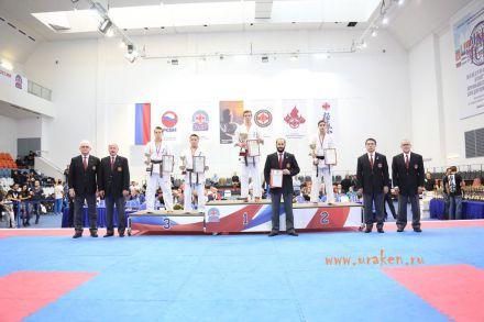 Чемпионат России по Киокусинкай каратэ 2017-IKO-1 5
