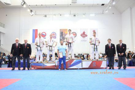 Чемпионат России по Киокусинкай каратэ 2017-IKO-1 10