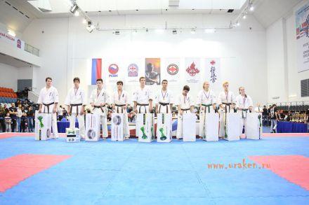 Чемпионат России по Киокусинкай каратэ 2017-IKO-1 11