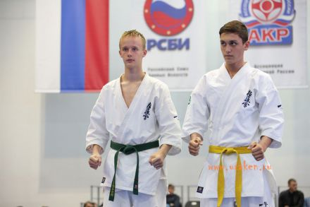 Чемпионат России по Киокусинкай каратэ 2017-IKO-1 7