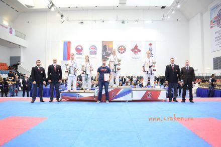 Чемпионат России по Киокусинкай каратэ 2017-IKO-1 3