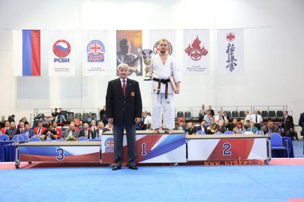 Чемпионат России по Киокусинкай каратэ 2017-IKO-1 15