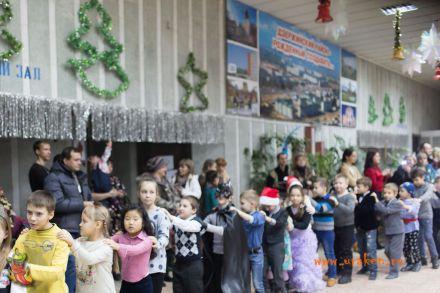 Новогодняя Ёлка-2018 Волгоградской Федерации Каратэ Киокусинкай 40