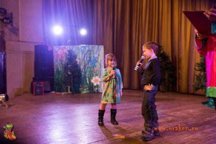Новогодняя Ёлка-2018 Волгоградской Федерации Каратэ Киокусинкай 22