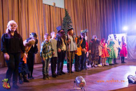 Новогодняя Ёлка-2018 Волгоградской Федерации Каратэ Киокусинкай 13