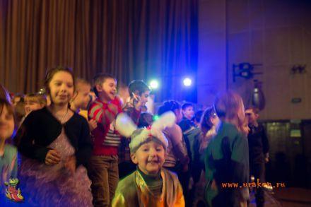 Новогодняя Ёлка-2018 Волгоградской Федерации Каратэ Киокусинкай 11