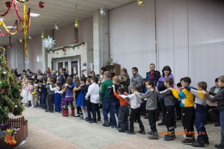 Новогодняя Ёлка-2018 Волгоградской Федерации Каратэ Киокусинкай 38