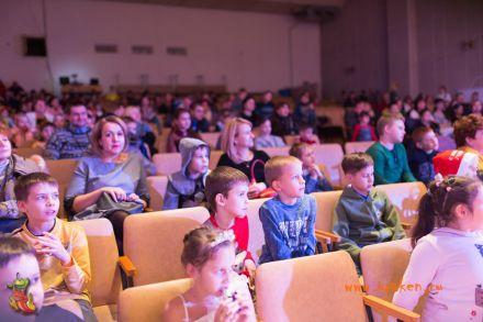 Новогодняя Ёлка-2018 Волгоградской Федерации Каратэ Киокусинкай 24