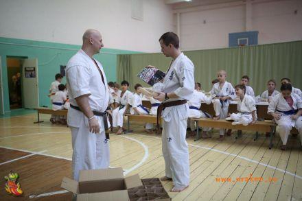 4-ый-ЗИМНИЙ-ЛАГЕРЬ-КАРАТЭ-В-ВОЛГОГРАДЕ-9 Лицей-Шубин Роман-УРАКЕН 25