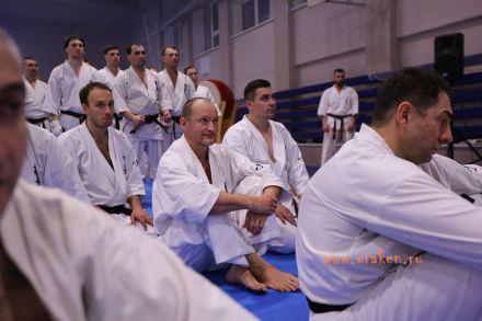 Зимняя школа каратэ Уракен Волгоград-Москва 48