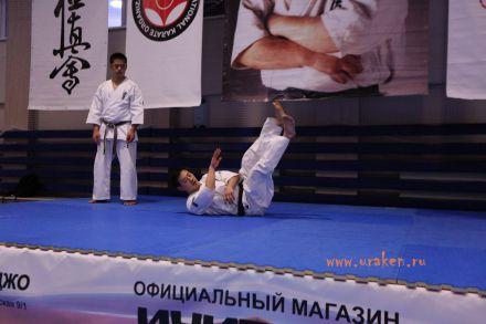 Зимняя школа каратэ Уракен Волгоград-Москва 44
