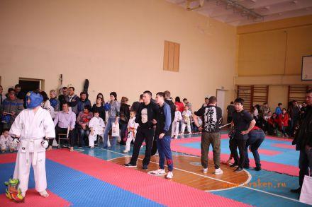 Фестиваль боевых искусств в городе Вожский апрель 2018 27