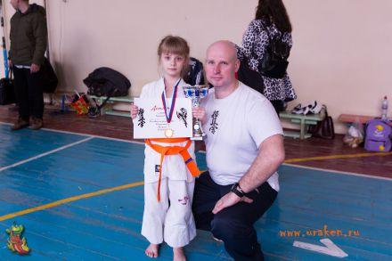 Фестиваль боевых искусств в городе Вожский апрель 2018 74