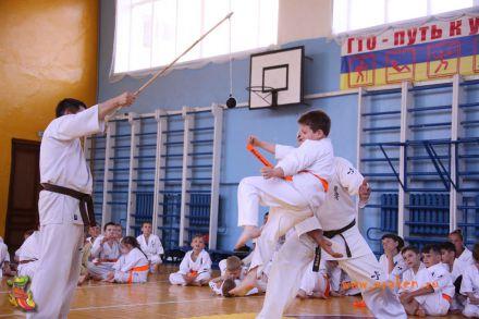 Кю-тест экзамен на пояс Волгоградской федерации шинкиокушин каратэ 12 мая 2018 28