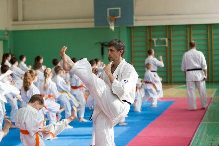 Мастер-класс в Федерации Киокушинкай Волгоградской области март 2020 60