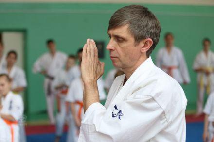 Мастер-класс в Федерации Киокушинкай Волгоградской области март 2020 86