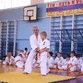 Кю-тест экзамен на пояс Волгоградской федерации шинкиокушин каратэ 12 мая 2018 34