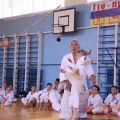 Кю-тест экзамен на пояс Волгоградской федерации шинкиокушин каратэ 12 мая 2018 32